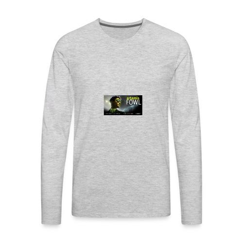 Artemis Fowl Fans - Men's Premium Long Sleeve T-Shirt