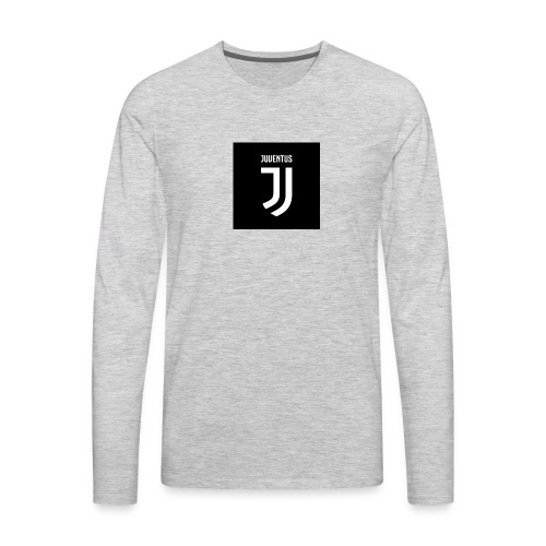 Juventus t shirt - Men's Premium Long Sleeve T-Shirt