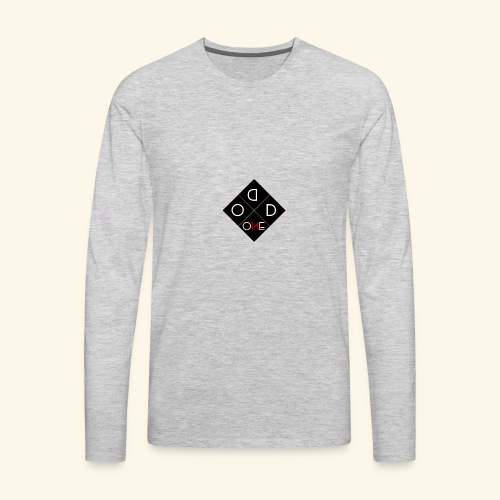THINKING OUTSIDE THE BOX. ODDONE - Men's Premium Long Sleeve T-Shirt
