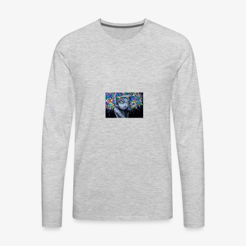 10000 - Men's Premium Long Sleeve T-Shirt