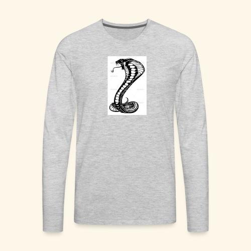 Snake - Men's Premium Long Sleeve T-Shirt