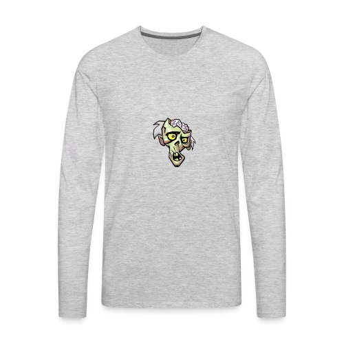 RG Brainy - Men's Premium Long Sleeve T-Shirt
