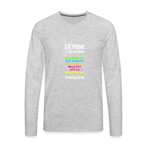 EFXP Branded Clothing - Men's Premium Long Sleeve T-Shirt