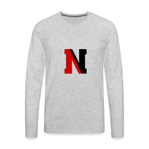 NitroFierce - Men's Premium Long Sleeve T-Shirt