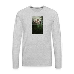 Dont fall in the trap - Men's Premium Long Sleeve T-Shirt