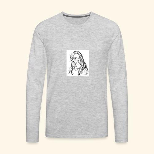 It's for teenagers - Men's Premium Long Sleeve T-Shirt