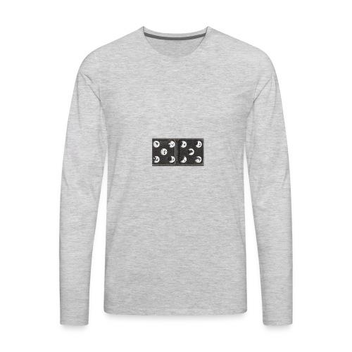 five - Men's Premium Long Sleeve T-Shirt