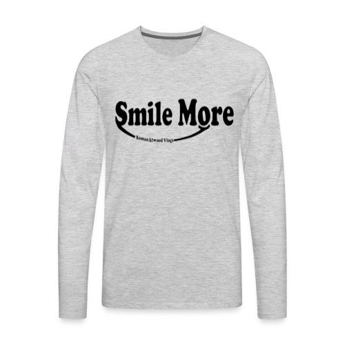 ROMAN ATWOOD VLOGS DESIGN OFFICIAL - Men's Premium Long Sleeve T-Shirt