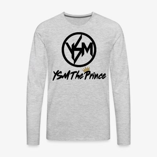 The Prince - Men's Premium Long Sleeve T-Shirt