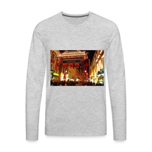 CNY Nights - Men's Premium Long Sleeve T-Shirt