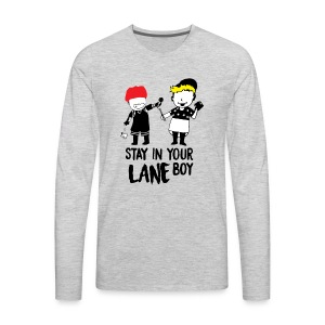 Funny Boys - Men's Premium Long Sleeve T-Shirt