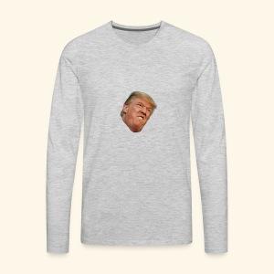 Donald Trump - Men's Premium Long Sleeve T-Shirt