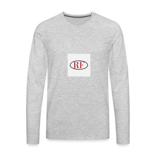 R F - Men's Premium Long Sleeve T-Shirt