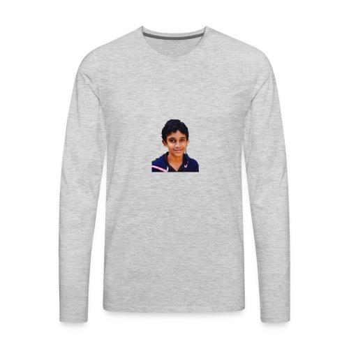 Adobe 20180219 183226 - Men's Premium Long Sleeve T-Shirt
