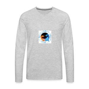 ultimate channels - Men's Premium Long Sleeve T-Shirt