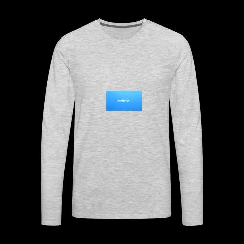 BLUE ACT MERCH - Men's Premium Long Sleeve T-Shirt