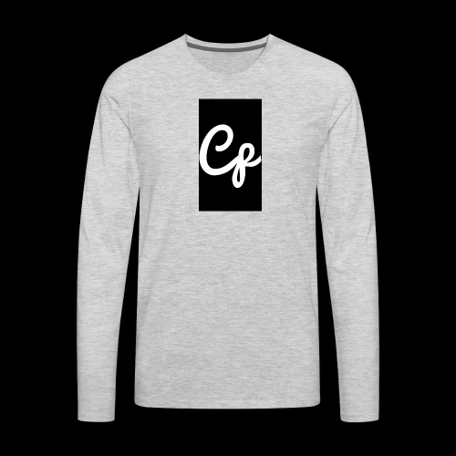 Christopher - Men's Premium Long Sleeve T-Shirt