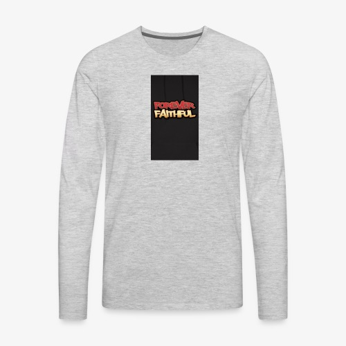 Forever faithful - Men's Premium Long Sleeve T-Shirt
