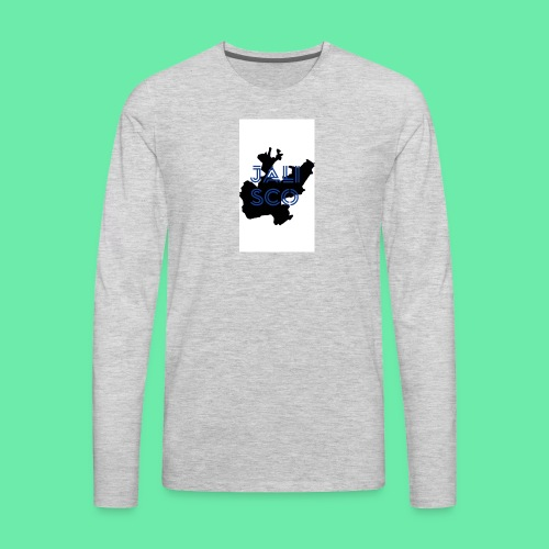 Jalisco - Men's Premium Long Sleeve T-Shirt