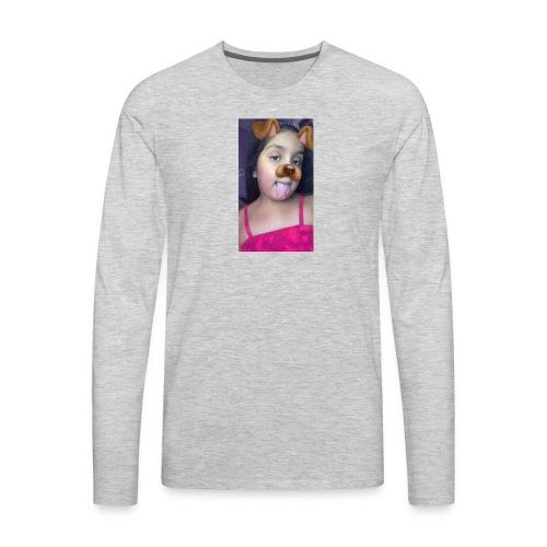 Cynthia Salazar - Men's Premium Long Sleeve T-Shirt