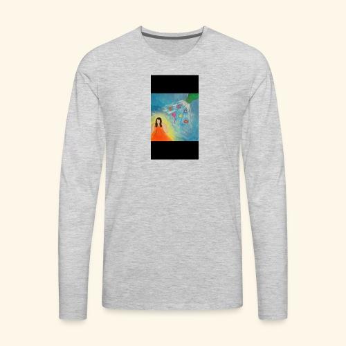 God send gifts - Men's Premium Long Sleeve T-Shirt