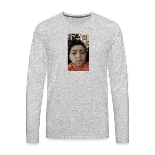 Jordan - Men's Premium Long Sleeve T-Shirt