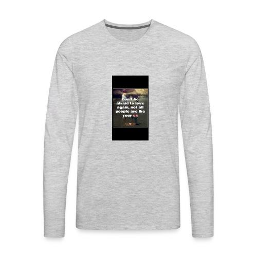 Junkie Fit - Men's Premium Long Sleeve T-Shirt