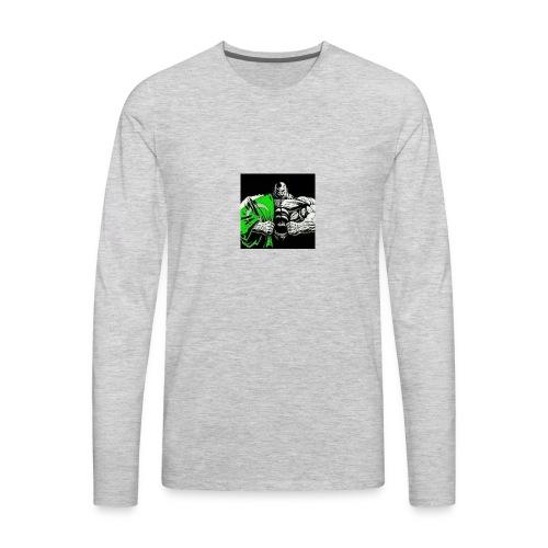 Pakistan's flag - Men's Premium Long Sleeve T-Shirt