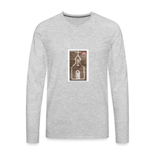 God loves everyone - Men's Premium Long Sleeve T-Shirt