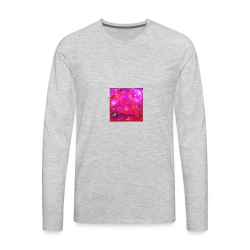 Derpy Logo - Men's Premium Long Sleeve T-Shirt