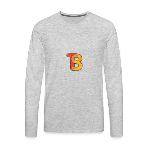 Barfy Shirt - Men's Premium Long Sleeve T-Shirt