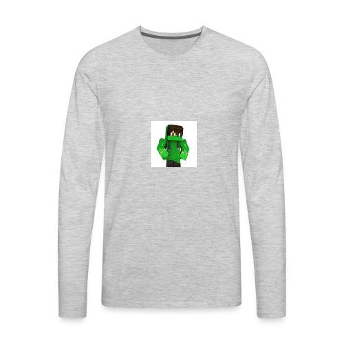 Kids' T-Shirts - Men's Premium Long Sleeve T-Shirt