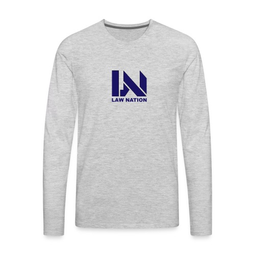 Law Nation - Men's Premium Long Sleeve T-Shirt