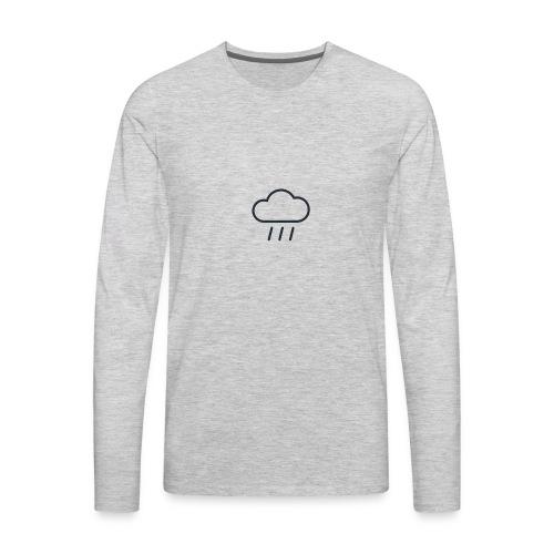 Weather Rainy - Men's Premium Long Sleeve T-Shirt