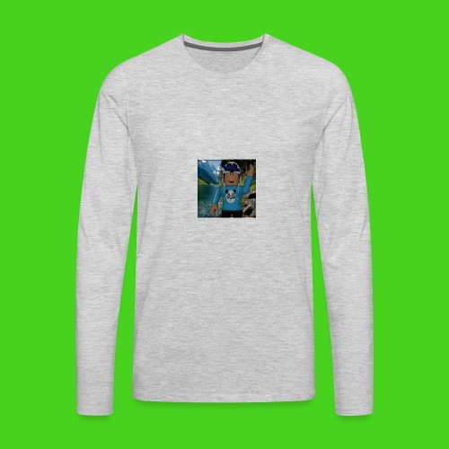 ROBLOX SWEATSHRIT - Men's Premium Long Sleeve T-Shirt