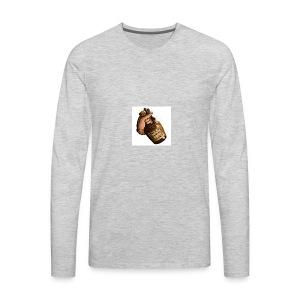 Hen Dawg - Men's Premium Long Sleeve T-Shirt