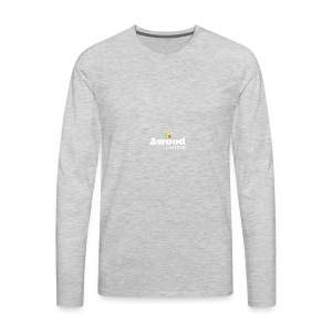 Awood lahow - Men's Premium Long Sleeve T-Shirt