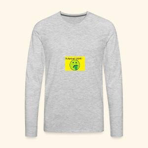 Pollution - Men's Premium Long Sleeve T-Shirt