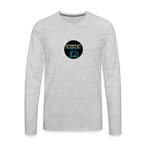 PJ Souffrant brand - Men's Premium Long Sleeve T-Shirt