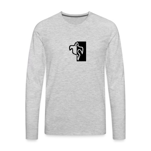 Ghost / Ghost Icon - Men's Premium Long Sleeve T-Shirt