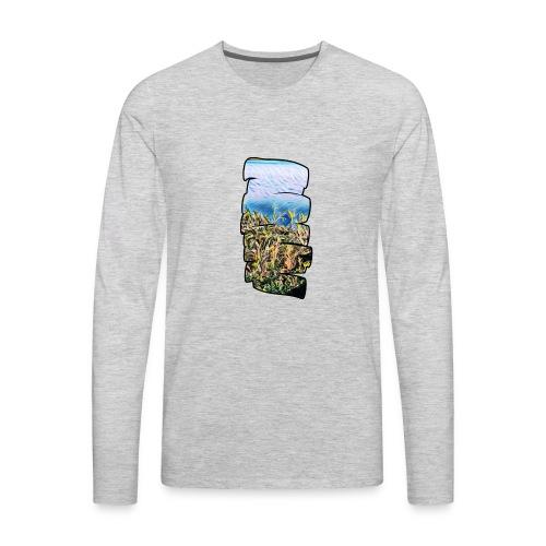 0834D9EF FDC1 4F57 B608 80F2A1A20684 - Men's Premium Long Sleeve T-Shirt
