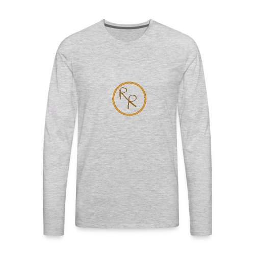 ROCKLINREBELS - Men's Premium Long Sleeve T-Shirt