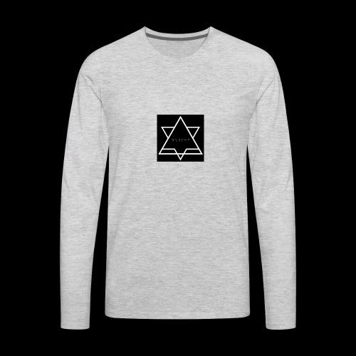 M N R C H Y - Men's Premium Long Sleeve T-Shirt