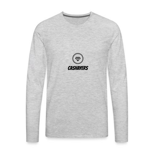 CashAyers Clothing - Men's Premium Long Sleeve T-Shirt