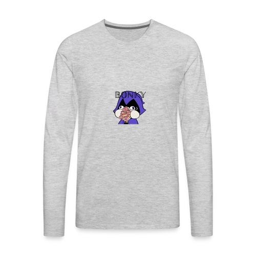 Bonky - Men's Premium Long Sleeve T-Shirt