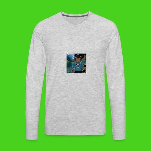 ROBLOX SWEATSHRIT - Men's Premium Long Sleeve T-Shirt