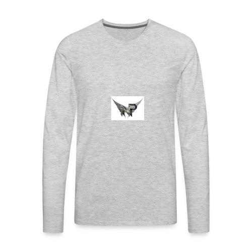 NP New Logo JPEG - Men's Premium Long Sleeve T-Shirt