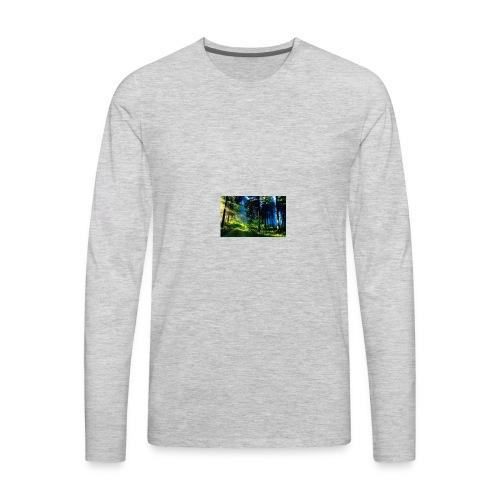 Forest - Men's Premium Long Sleeve T-Shirt