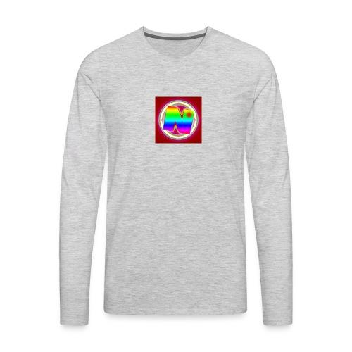 Nurvc - Men's Premium Long Sleeve T-Shirt
