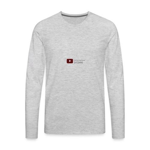 Dorfinyoutube Channel Merch - Men's Premium Long Sleeve T-Shirt